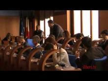 Seduta del Consiglio Municipale Roma VII dell'1/04/2014 Parte 1 di 2