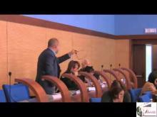 Seduta del Consiglio Municipale Roma VII del 23/10/2014 Parte 1 di 2