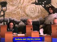 Seduta del Consiglio Municipale Roma VII del 28/01/2016
