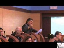 Seduta del Consiglio Municipale Roma VII del 16/10/2014 Parte 1 di 2