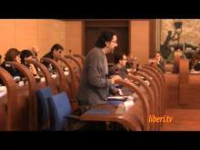 Seduta del Consiglio Municipale Roma VII del 20/03/2014 Parte 1 di 2