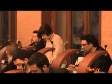 Seduta del Consiglio Municipale Roma VII del 20/03/2014 Parte 2 di 2
