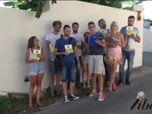 Interviste a Contrada Ciufo - Ricadi (Vv) 29 Luglio 2017