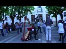 Cosenza 17 maggio 2012 - Flashmob nella giornata mondiale contro l'Omofobia (La Manifestazione)