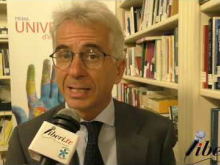 "Intervista a Cosimo Ferri - ""Intelligence e magistratura: la collaborazione necessaria"" - Università d'Estate a Soveria Mannelli"