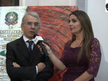 """Cosimo Ferri - Premio """"Le Ragioni della Nuova Politica"""" XV edizione 2017"""