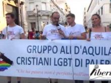"""Intervista al gruppo """"Ali d'Aquila"""" Cristiani LGBT di Palermo #ReggioCalabriaPride2015"""
