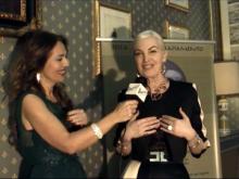 Daniela Del Secco D'Aragona - Festa del Ringraziamento 2016 a Palazzo Ferrajoli