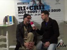 """Casi Clinici"" - Intervista a Dario Natale - TIP Teatro di Lamezia Terme (Cz)"