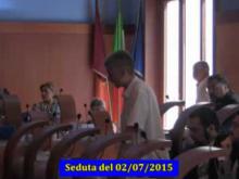 Seduta del Consiglio Municipale Roma VII del 2/07/2015 Parte 1 di 2