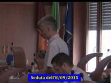Seduta del Consiglio Municipale Roma VII dell' 8/09/2015 Parte 1 di 2