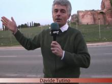 Davide Tutino candidato di +Europa nel Lazio:Parco regionale dell'Appia Antica sia patrimonio UNESCO