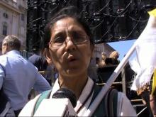 """Dechen Dolkar - """"A subito"""": piazza Navona saluta Marco Pannella"""