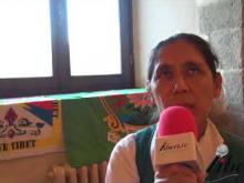 Intervista a Dechen Dolkar (Donne Tibetane in Italia.) - X Marcia Internazionale per la Libertà
