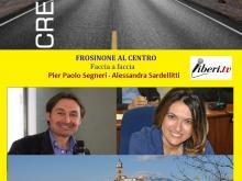 Pier Paolo Segneri - Alessandra Sardellitti - CREARE IL FUTURO #Frosinonealcentro