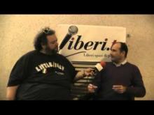 Intervista a Diego Sabatinelli - XII Congresso di Radicali Italiani
