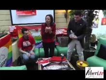 """Convegno """"Diritti per una vita Egualitaria"""" organizzato da Arcigay Kaleidos Lamezia Terme 20/05/13"""