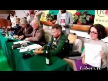 Disobbedienza sulla Cannabis terapeutica: La prescrizione medica - XIII Congresso Radicali Italiani