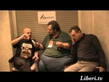 (LEGOLATRA) Con Valerio Federico e Marco Belelli (Divino Otelma) - XIII Congresso Radicali Italiani