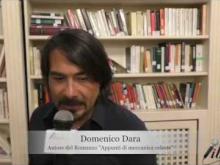 """Intervista a Domenico Dara, autore del romanzo """"Appunti di meccanica celeste"""". Essere a Soveria 2017"""