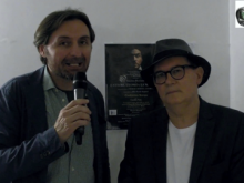 Domenico Mariani - L'ATTORE, L'UOMO E LA MASCHERA - Conferenza Stampa