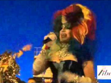 Doretta Drag Queen - Lo stesso amore lo stesso si! Flash Mob Cuori #ReggioCalabriaPride2015