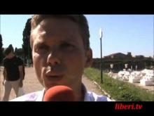 Intervista ad Edoardo de Blasio - Candidato Sindaco a Roma per LiberiAMO Roma