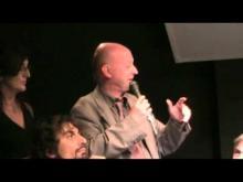"""""""Ocean Terminal"""" dal romanzo di Piero Welby, atto unico con Emanuele Vezzoli - dibattito 2/2"""