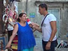 """Cleto Festival 2017 - Intervista a Emilia Ciavarella """"La Bottega della Sedia"""" di Serrastretta"""