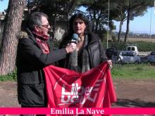 Emilia La Nave e Guido Marinelli candidati per Liberi e Uguali alla Regione Lazio