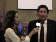 Enrico Lupi, Presidente dell'associazione Città dell'Olio