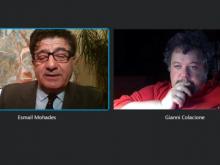"""Conversazione sul Medio Oriente: """"Siamo liberi se lo siamo tutti"""" – Con Esmail Mohades"""