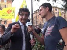 Intervista a Esmail Mohades - IX Marcia Internazionale per la Libertà