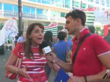 Manifestazione 18 Luglio 2016 - Intervista a Ester Cicero Segretario Regionale Cisal FAILP