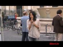 Cristina Capraro - Mobilitazione straodinaria su raccolta firme EutanaSIALegale - Roma 04/05/13