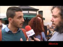 Dario Vese - Mobilitazione straordinaria su raccolta firme EutanaSIALegale - Roma 04/05/13