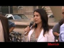 Flomena Gallo (Segretaria Associazione Luca Coscioni) - Mobilitazione straodinaria su raccolta firme EutanaSIALegale - Roma 04/05/13