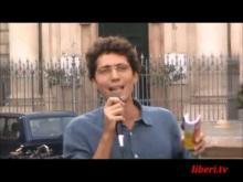 Riccardo Magi (Segretario Radicali Roma) - Mobilitazione straodinaria su raccolta firme EutanaSIALegale - Roma 04/05/13
