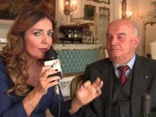 PIEMONTE A PALAZZO. Camilla Nata intervista Ezio Rivella, enologo e imprenditore