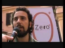 Intervista a Fabio Mastroberardino alla convention Zero+ Positivo 9/06/12