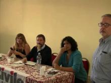 Ignazio Marino e Federica Angeli - Dialogo su Ostia (stralci)