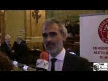 Federico De Simoni, Dir. Gen. Consorzio Tutela Aceto Balsamico di Modena IGP