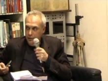 """Federico Tulli alla presentazione del libro """"I Laic"""""""