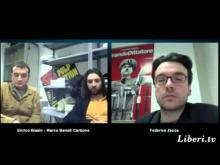 "Federico Zecca intervista Marco Benoît Carbone autore di ""Tentacle Erotica"" ed Enrico Biasin autore di ""Oscenità di brand"""