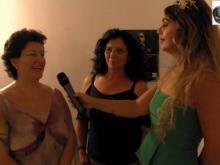 Felicia Annarumma e Lella Gallifuoco - L'ATTORE, L'UOMO E LA MASCHERA - Conferenza Stampa