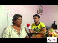 Intervista a Fernanda Gigliotti su nascente associazione in difesa dei diritti degli animali Nocera Terinese (Cz)  6/09/12