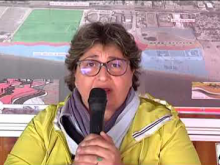 Intervista a Fernanda Gigliotti - Candidata a Sindaco di Nocera Terinese (Cz) 25/04/2018