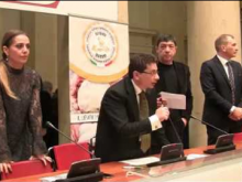 Premiazioni. Fiera nazionale del Panettone e Pandoro - Roma 2016