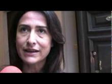 Intervista a Filomena Gallo Segretaria dell' Associazione Radicale Luca Coscioni sul Congresso 2013