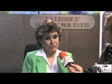 Intervista a Franca Leosini - Notte bianca della legalità